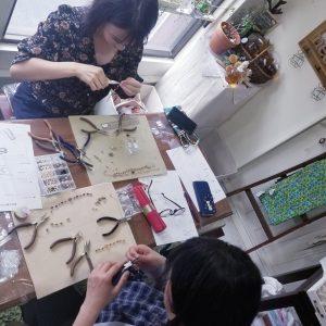 2019/5/18レッスン風景